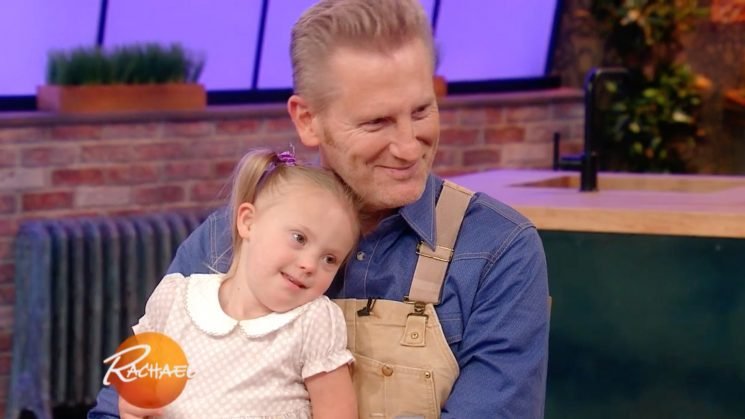 Rory Feek Reveals Late Wife Joey Distanced Herself from Their Daughter Before Her Death