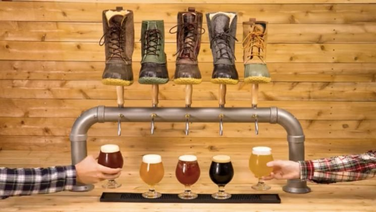 L.L.Bean Is Teaming With 5 Maine Breweries for a Special Collaboration