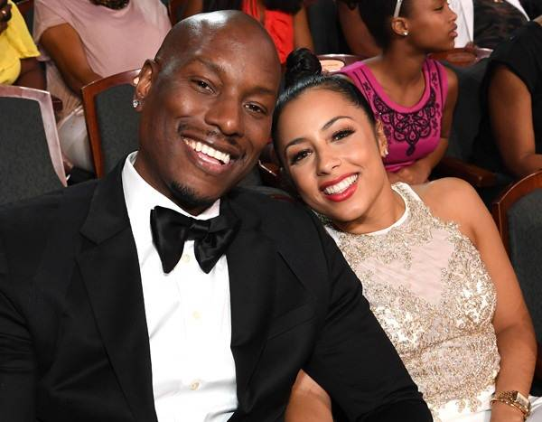 Tyrese Gibson's Wife Samantha Lee Gibson Gives Birth to a Baby Girl