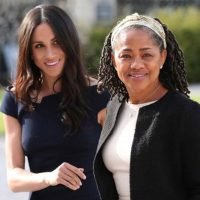 Meghan Markle's Mom Reacts to the Duchess' Pregnancy