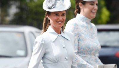 Pippa Middleton Checks in to Maternity Hospital as Due Date Approaches