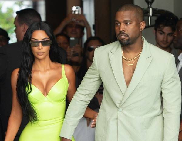 How Kim Kardashian Feels About Kanye West's Political Comments