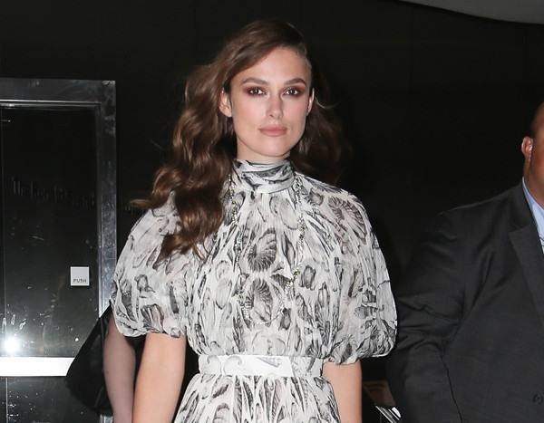 You Won't Believe Which Pop Star Keira Knightley Gets Mistaken For