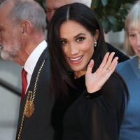 Meghan Markle Actually Hinted at Her Pregnancy 3 Weeks Ago