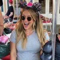 Hilary Duff Is Trying to Induce Her Labor—With a Special Salad