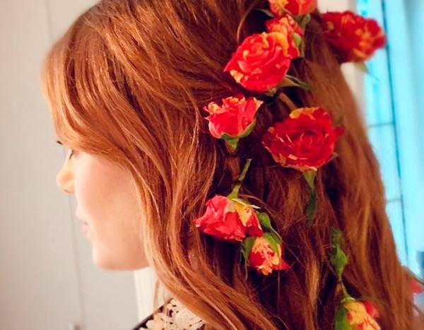 Emma Stone's Hairstylist Shares 4 Weather-Proof Styling Tips