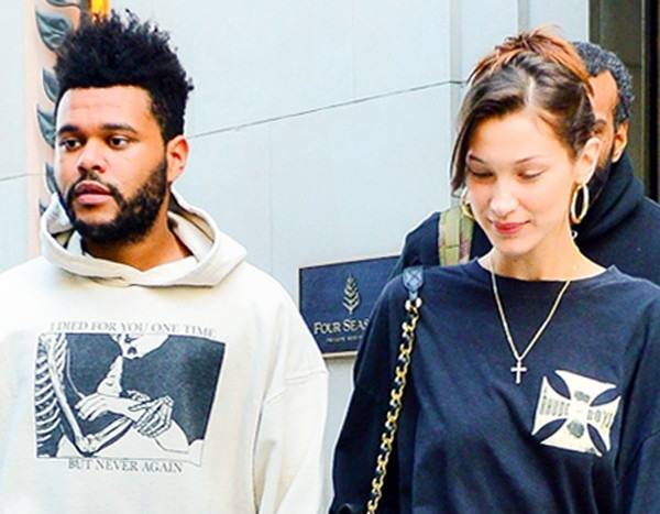 Bella Hadid and The Weeknd Are Couple Style Goals in Streetwear