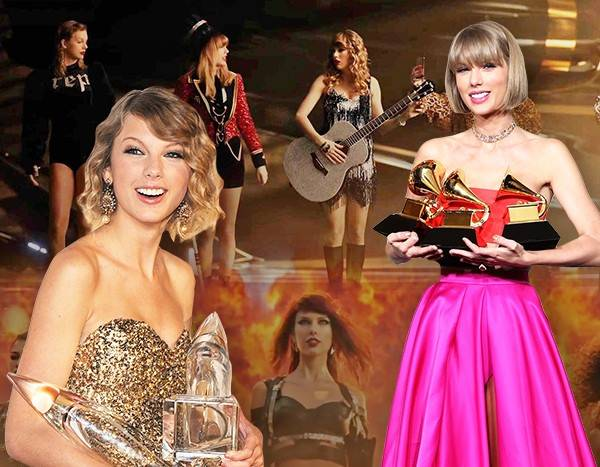 Taylor Swift Is 3 AMAs Away From Breaking Whitney Houston's Record
