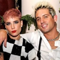 Halsey and G-Eazy Pack on the PDA at Post Malone's AMAs Party