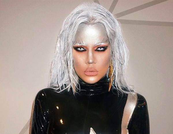 19 Celeb Halloween Beauty Looks That Are a Trick and a Treat
