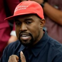 Kanye West Gives Surprise Twitter Performance From Uganda