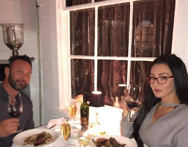 JWoww and Roger Mathews Go on 3-Year Anniversary Date Amid Divorce