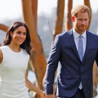 Meghan Markle & Prince Harry Step Out After Pregnancy Announcement