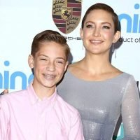 Kate Hudson's Son Ryder Bonds With Baby Sister Rani Rose