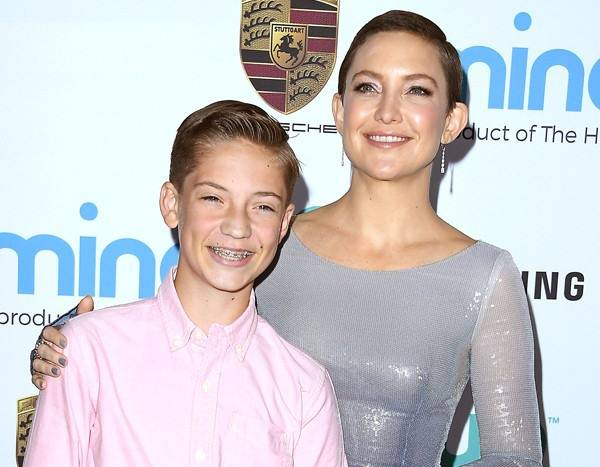 Kate Hudson's Son Ryder Bonds With Baby Sister Rani Rose