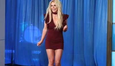 Britney Spears Announces New Residency With Surprise Las Vegas Parade