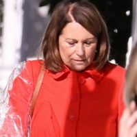 Pippa Middleton's Mom Brings Sweet Gifts for Daughter's New Baby