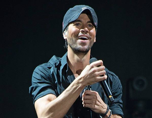 Enrique Iglesias Opens Up About Fatherhood, Sex and Marriage