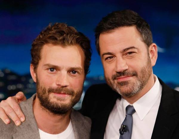 Jamie Dornan Opens Up About His Wife Expecting Baby No. 3