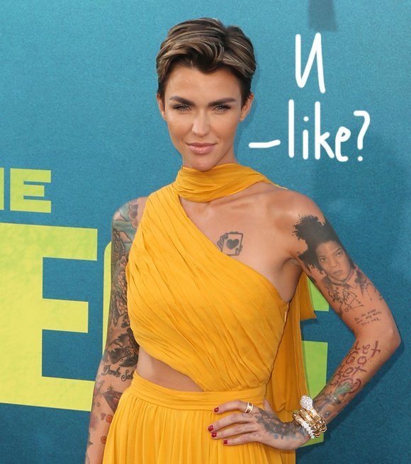 The CW Shares First Photo Of Ruby Rose As Gay 'Batwoman' — Look!
