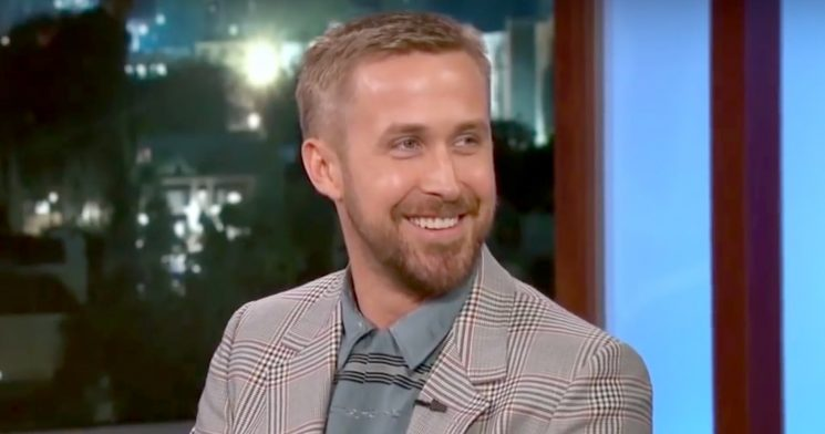 Ryan Gosling Shares a Rare — and Funny — Story About His Kids