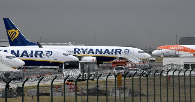 Ryanair passengers facing more strikes between now and Xmas if new talks fail – but Michael O'Leary says he is 'optimistic' about ending walkouts