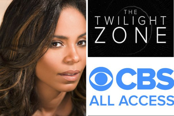 'The Twilight Zone': Sanaa Lathan To Star In Season 1 Of CBS All Access Series