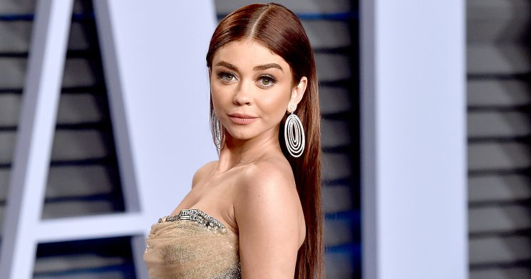 Sarah Hyland's Latest Bikini Selfie Shows Off Her Scars, Takes on the Haters