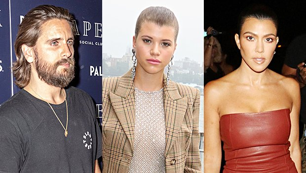 Sofia Richie 'Struggling' With How Close Scott Disick & Kourtney Kardashian Are: She Feels Second Best