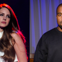 Lana Del Rey Stepped into Kanye West's Instagram Comments to Call Him a Narcissist