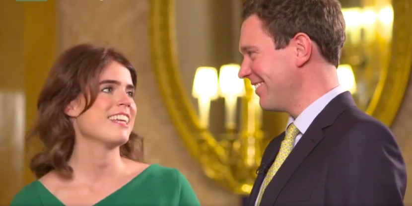Eugenie and Jack Just Shared Their Love Story and We're Swooning