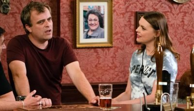 Coronation Street spoilers: Steve McDonald begs wife Tracey for forgiveness after she abandons him on their honeymoon