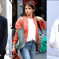 Selena Gomez Has An 'Empty Space In Her Heart' Seeing The Weeknd & Justin Bieber With Bella & Hailey