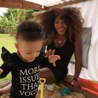 Serena Williams Celebrates Instagram Milestone with a Sweet New Photo of Daughter Alexis Olympia