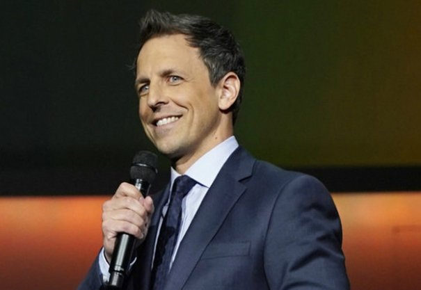 'Saturday Night Live': Seth Meyers Returns To His Old Home, Remembers Kanye West