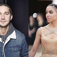 Shia LaBeouf & FKA twigs Take Romance To Paris: Cozy Up For Date At The Louvre