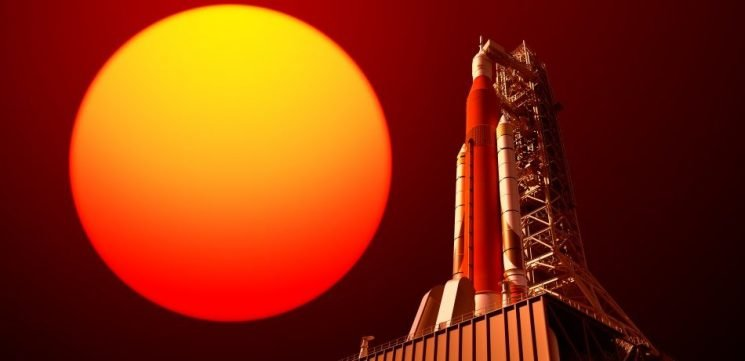 Cost Overruns Threaten To Delay First Launch Of NASA's SLS Rocket