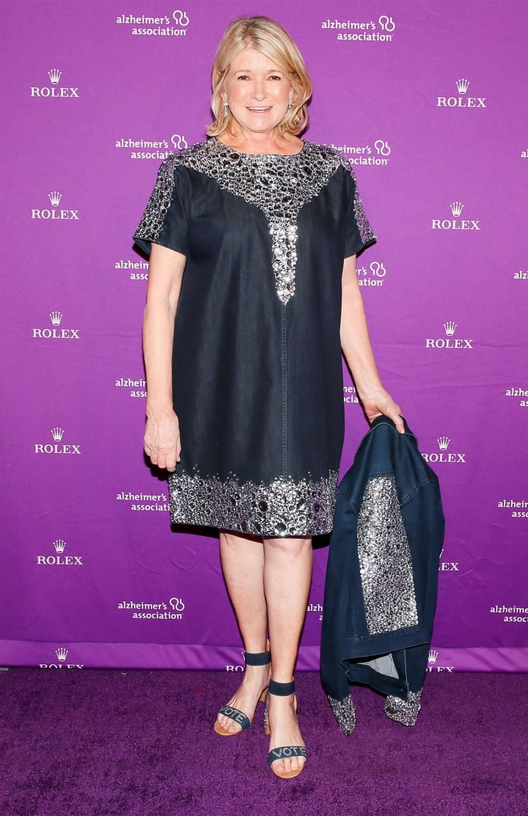 Martha Stewart Bedazzled Her Own Sandals to Make an Important Statement – See the Photo!
