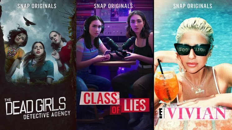 Snapchat Sets Slate of New Scripted Originals and Docu-Series, Doubling Down on Mobile TV