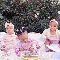Khloé's 'Cousin Cupcake Party' Unites the Kardashian-Jenner Babies