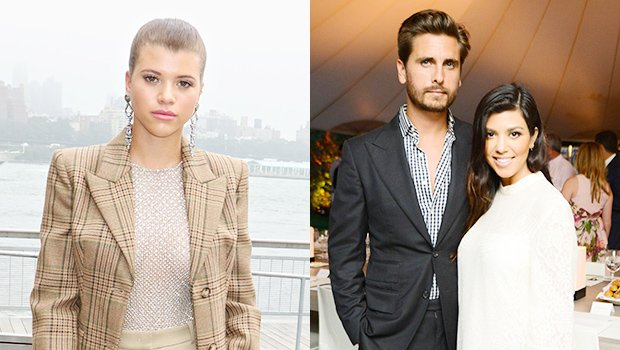 Sofia Richie: The Surprising Way She Feels About Scott Disick Traveling With Ex Kourtney Kardashian