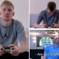 Manchester City star Kevin De Bruyne posts cringeworthy video as he prepares for return against Burnley tomorrow