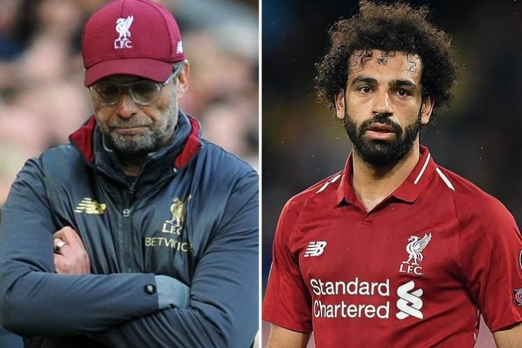 Mohamed Salah and his Liverpool team-mates are getting an easy ride this season because they have been way off their best