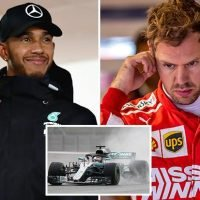 Lewis Hamilton on verge of championship win after Sebastian Vettel hit with three-place grid penalty