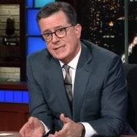 Stephen Colbert Addresses Suspended CBS Executive: 'It Seemed Like Someone Was Protecting This Guy'