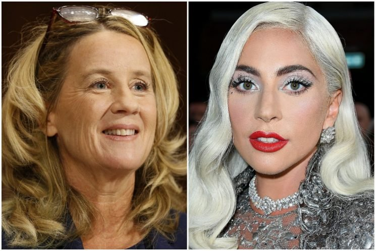 Lady Gaga: Christine Blasey Ford is protecting this country