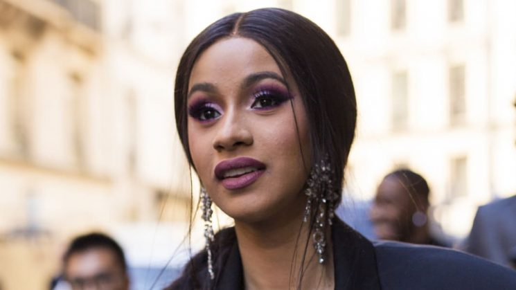 Cardi B Has Some Postpartum Questions for You, & BTW, Her Baby 'Broke' Her Vagina