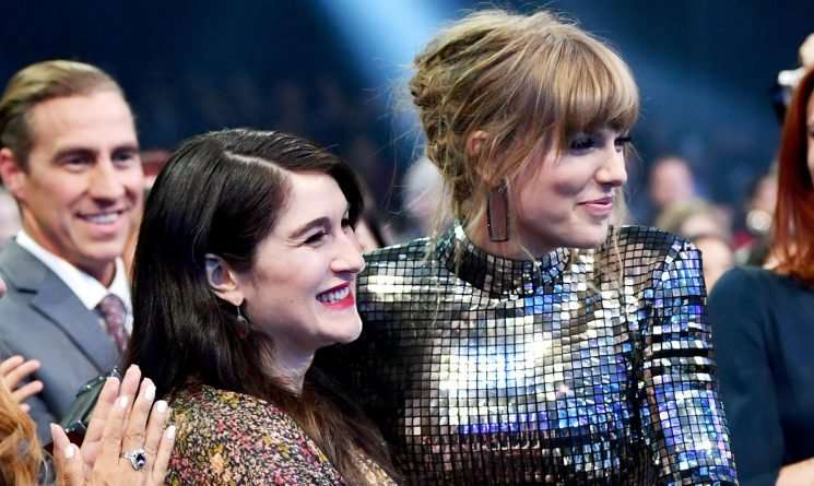 Taylor Swift's AMAs Date is Pregnant Friend Claire Winter