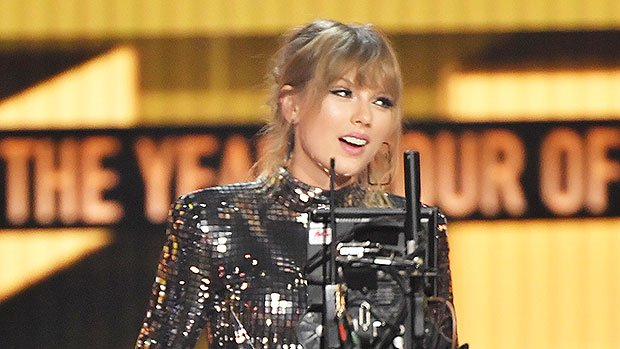 Taylor Swift Breaks Whitney Houston's Record To Become Winningest Female In AMAs History