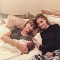 Taylor Swift Snuggles with Her Godson, Pal Jaime King's Boy, in Sweet Throwback Snap